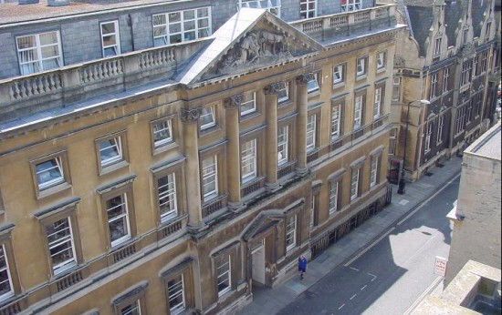 Royal National Hospital for Rheumatic Diseases (Royal Mineral Water Hospital)