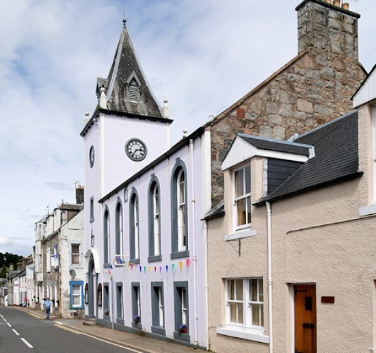 New Galloway Town Hall