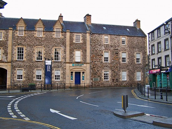 Hawick Museum, Wilton Lodge