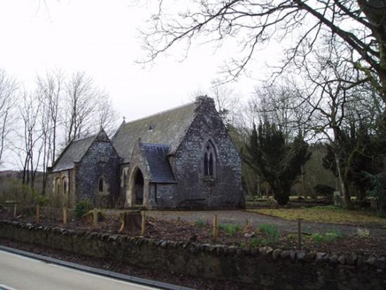 Holy Trinity Chapel, Lamington