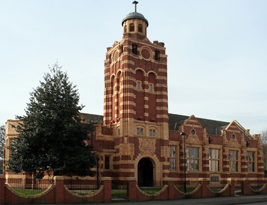 Tipton Carnegie Centre