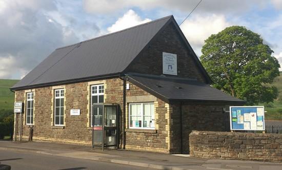 Llangynwyd Village Hall