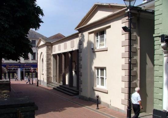 Neath Town Hall
