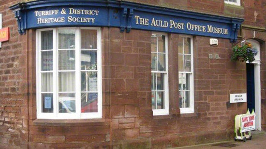 Auld Post Office Museum