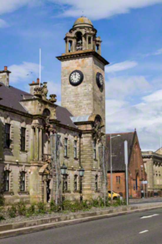 West Dunbartonshire Libraries and Cultural Services: Clydebank Museum and Art Gallery