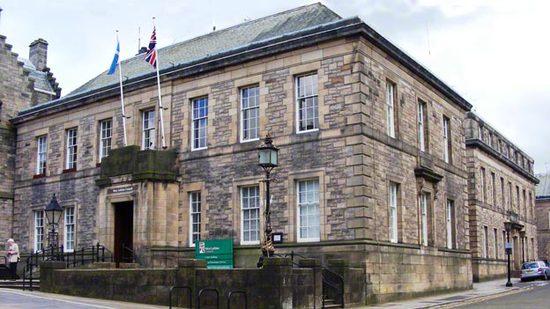 West Lothian Council, County Buildings
