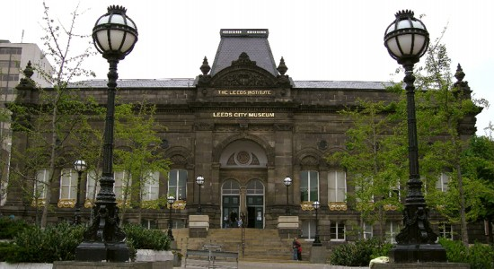 Leeds City Museum, Leeds Museums and Galleries