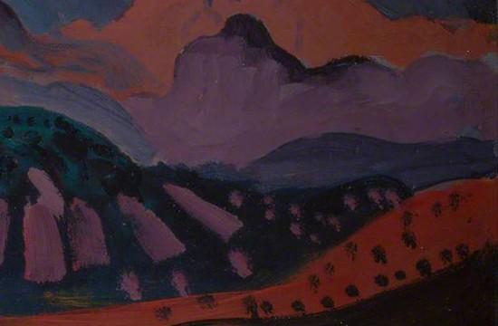 Deep Twilight, Pyrenees