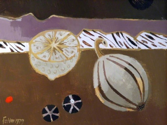 1979, oil on canvas by Mary Fedden (1915–2012)