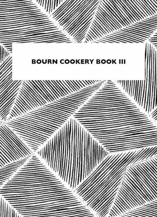 Bourn Cookery Book by Giles Round and contributors