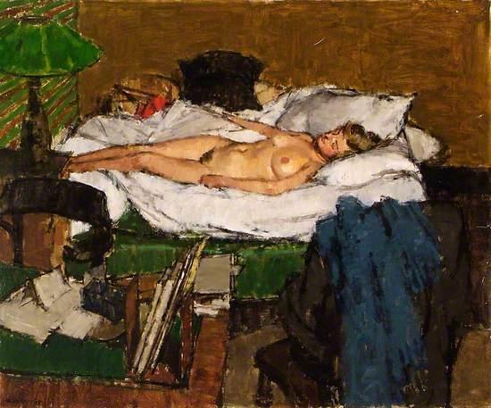 Reclining Nude (II)