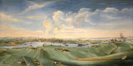 View of Aberdeen