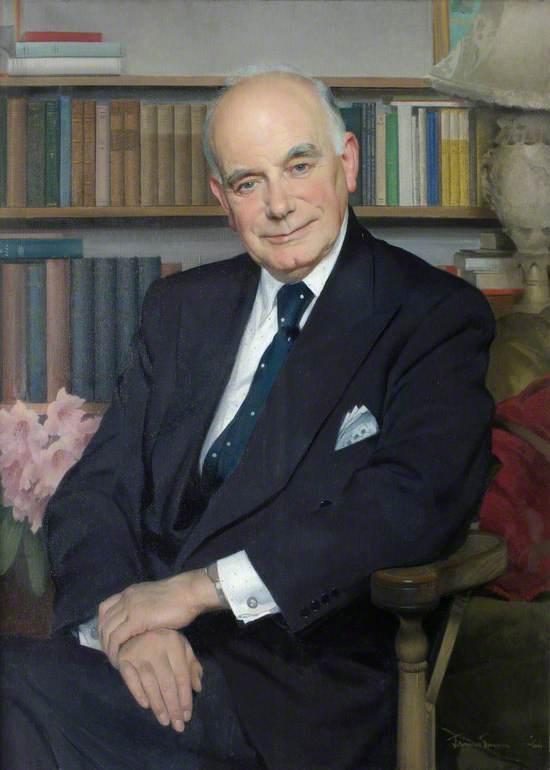 Professor Robert Douglas Lockhart (1894–1987)