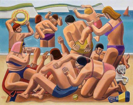 The Seaside