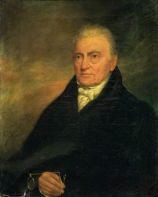 Reverend Thomas Beynon (1744–1823)
