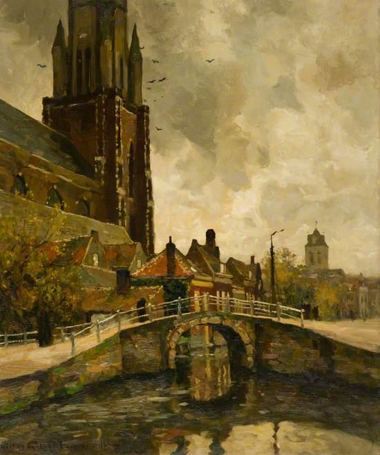 Church at Delft
