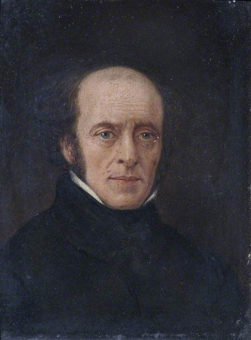 Reverend W. M. Bunting (1805–1866)
