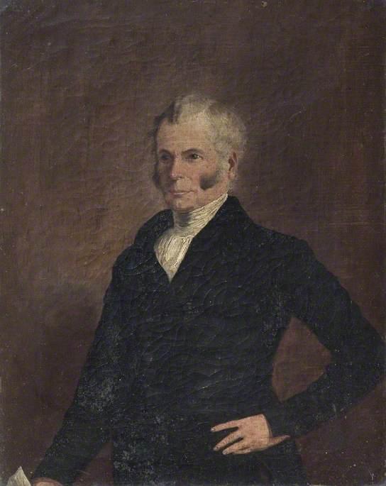 Reverend Samuel Dunn (1797–1882)