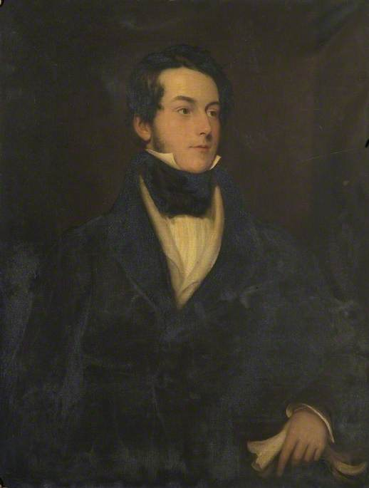 William Seymour Blackstone, MP