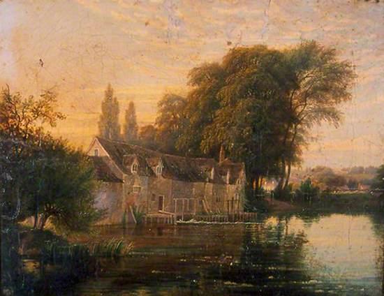 Caversham Mill, Berkshire
