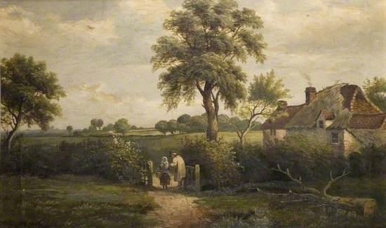 Cottage Scene, Marston Green