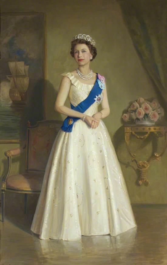 Her Majesty The Queen Elizabeth II (b.1926)