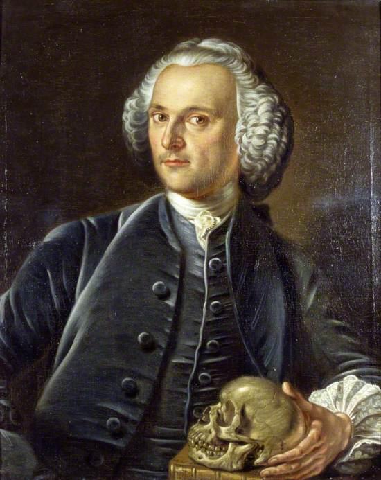 Dr William Barrett (c.1727–1789)