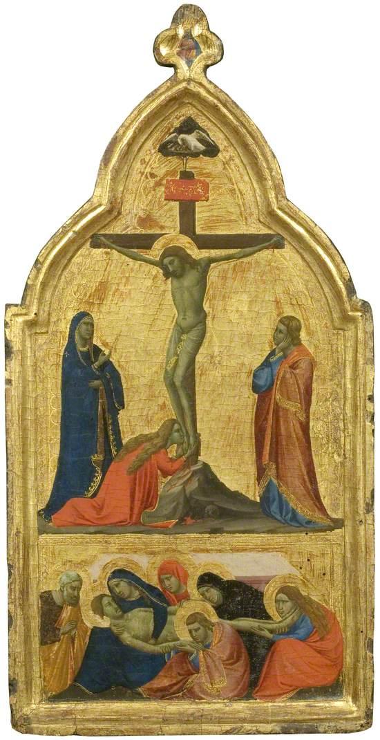 Crucifixion and Lamentation