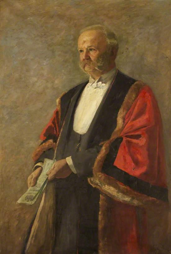 Alderman C. P. Billing