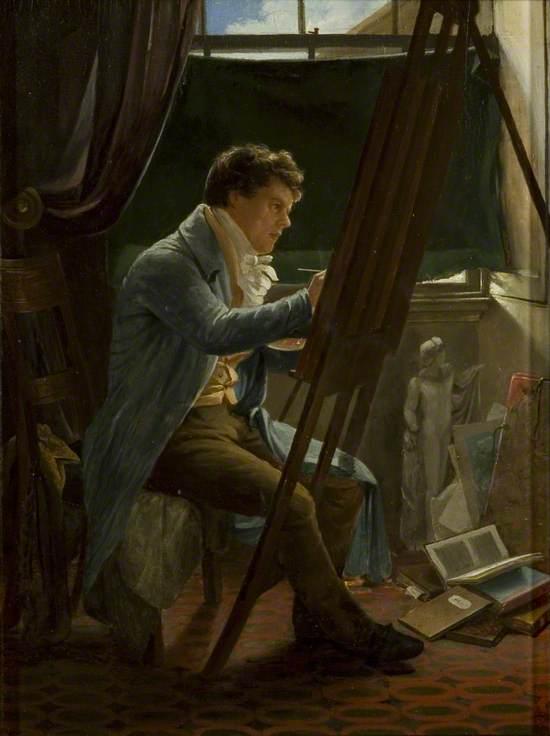 Edward Bird (1772–1819), RA