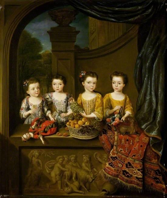 The Daughters of Sir Matthew Decker, Bt