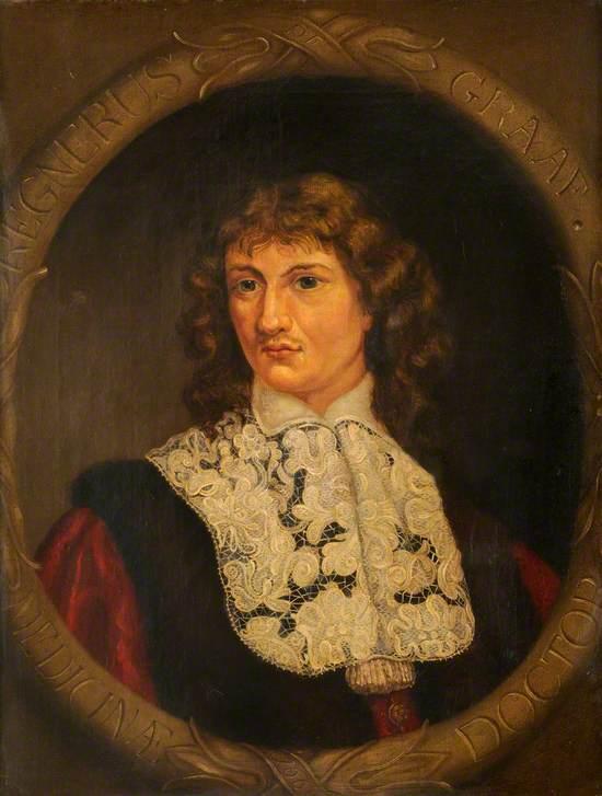 Reinier de Graaf (1641–1673)