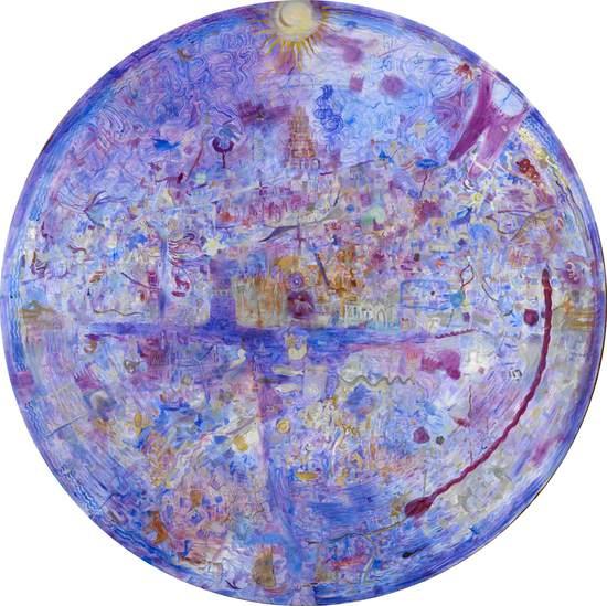 A Contemporary Mappa Mundi