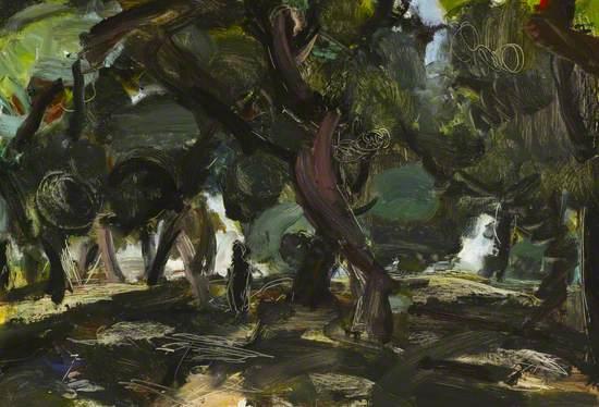 Oaks on One Tree Hill
