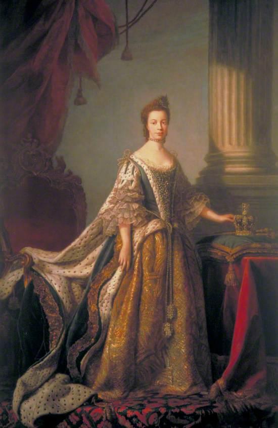 Queen Charlotte (1744–1818), Queen Consort of George III