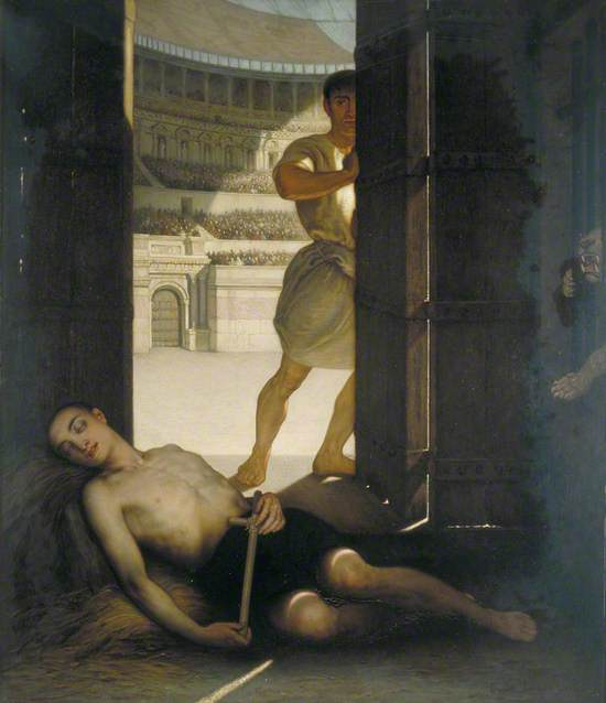 A Christian Martyr in the Reign of Diocletian