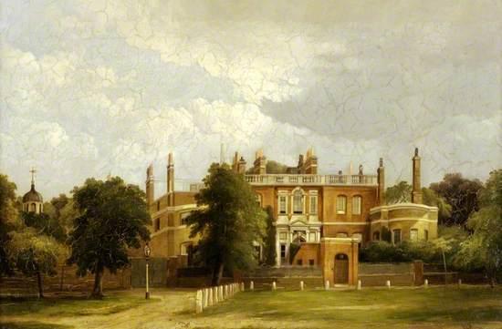 Chesterfield House, Blackheath, London