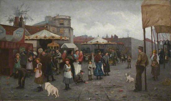 Links Fair, Kirkcaldy