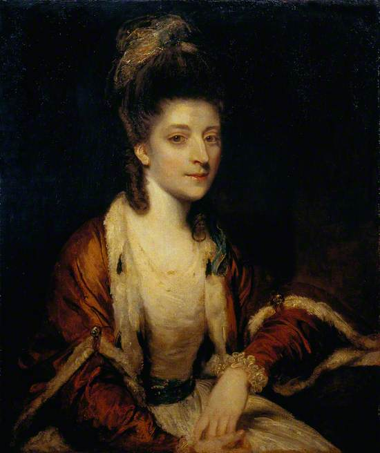 Harriet Dutens of Craigforth