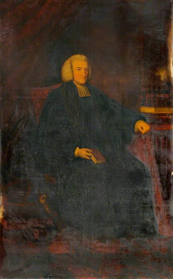Robert Smith (c.1689–1768), Master (1742–1768), Mathematician and Benefactor