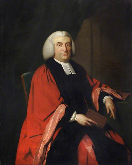 John Barnardiston (1718–1778), Master (1764–1778)