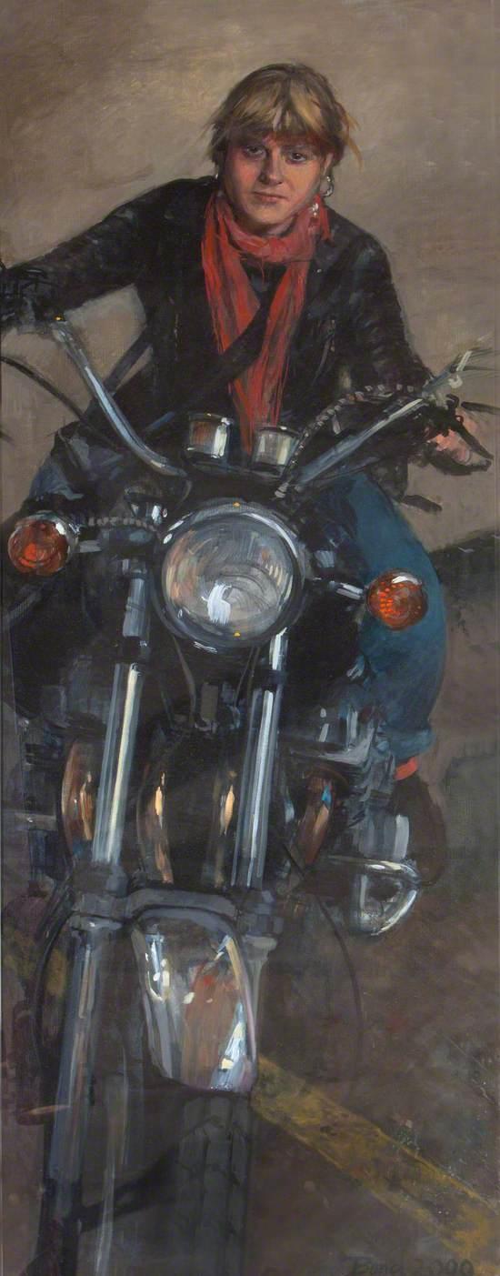 Fran Maranzi, Motorbike Dispatch Controller