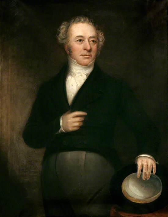 Joseph Hamley, Mayor (1818, 1826 & 1837)