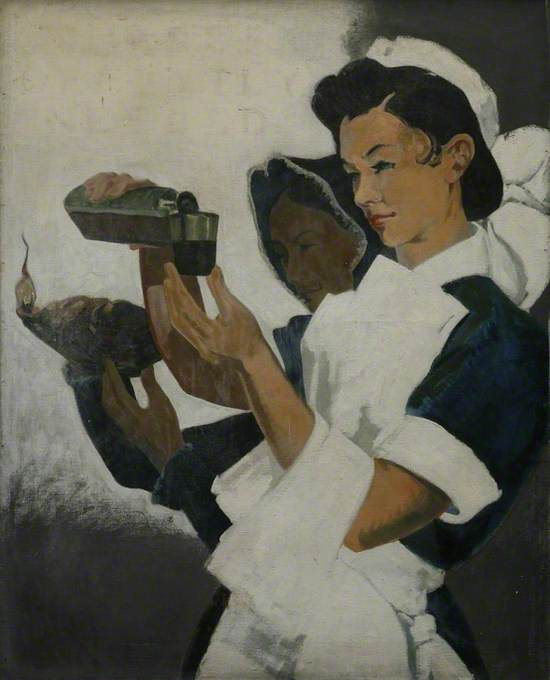 Nurse at Work