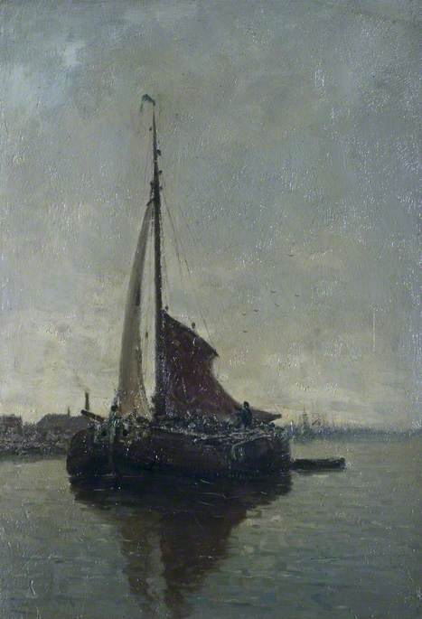 The Peat Barge