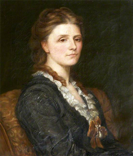 Lady Laura Russell (c.1850–1910)