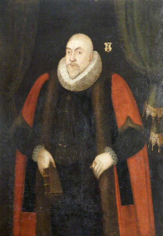 Christopher Wise (c.1566–1628), Mayor of Totnes (1605 & 1621)