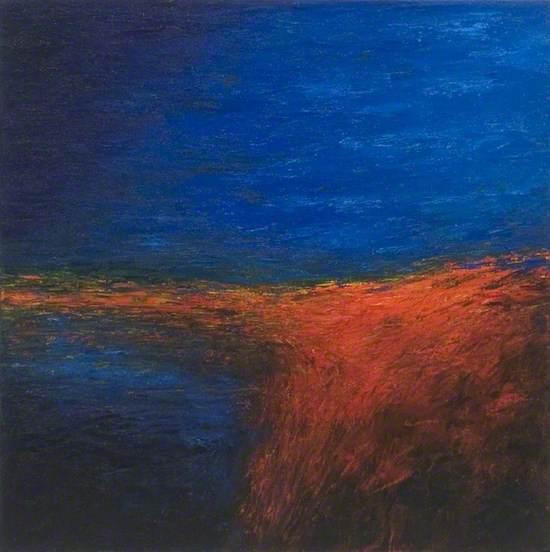 Nature Painting No. 171: Headland Series
