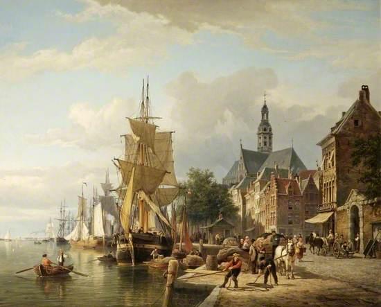 The Harbour, Antwerp, Belgium