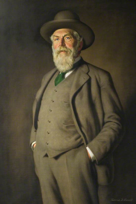 Professor Sir D'Arcy Wentworth Thompson (1860–1948)